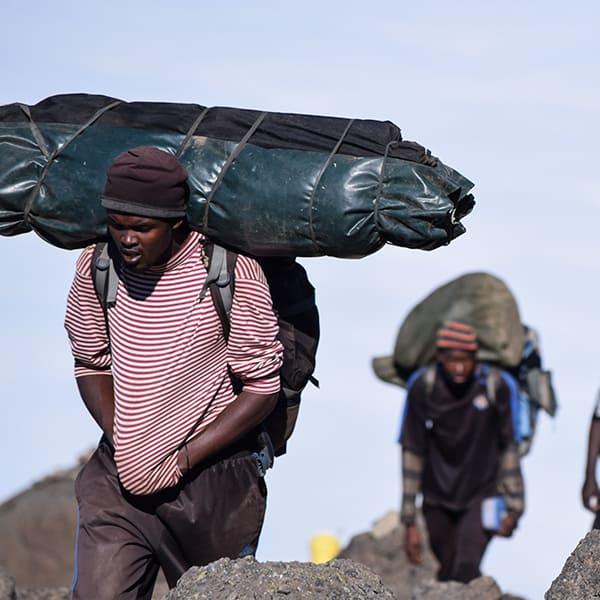 porter kilimanjaro