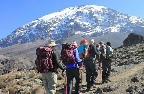 The Bluemoon Gang - Climb Kilimanjaro with the Best Guides ...