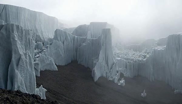 killimanjaro glaciers