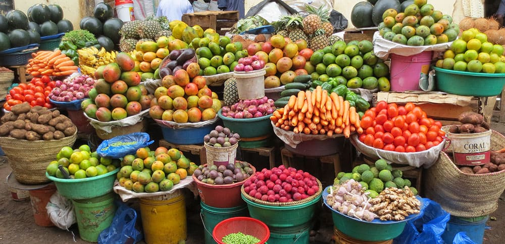 tanzanian market